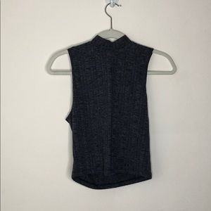 Tops - Turtle neck tank